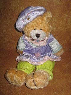 Dan Dee Teddy Bear Collectors Choice Stuffed Plush Bears Animals
