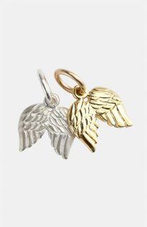 Dogeared Create   Believe Angel Wings Charm
