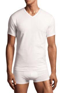 Calvin Klein Basic V Neck T Shirt (Tall) (2 Pack)
