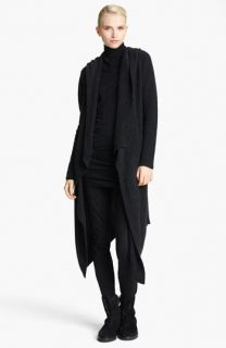 Donna Karan Collection Hooded Knit Cozy