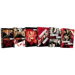 CRIMINAL MINDS SEASONS 1 6 COMPLETE SERIES DVD NEW 1 2 3 4 5 6