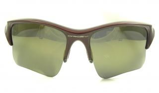 SAMVETTE CUSTOM POLARIZED GOLD LENSES FOR OAKLEY FLAK JACKET XLJ