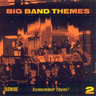50 Big Band Theme Songs 2 CD set   Remember Them?