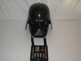 Star Wars Darth Vader Dark Side Voice Changing Talking Helmet Face