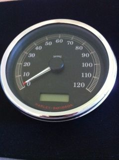 HARLEY SPEEDOMETER 12709MLS ROADKING SOFTAIL CUSTOM FAT BOB DYNA