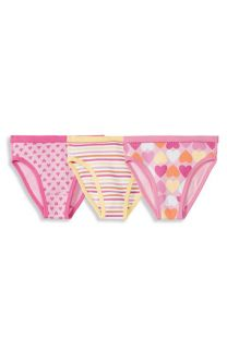 Hanna Andersson Underwear (3 Pack) (Little Girls & Big Girls)