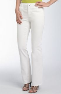 Lafayette 148 New York Bootcut Stretch Jeans