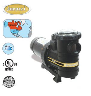 Jacuzzi Cygnet Pool Spa Pump 3 4 115 230 Volt 9402 8883