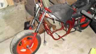 Yamaha ysr 50 Rolling Chassis Drag Bike Custom ysr50 Parts Frame
