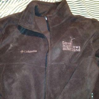 Dave Matthews Band 2012 Columbia Jacket RARE