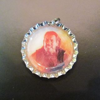 Machete Danny Trejo Charm Necklace