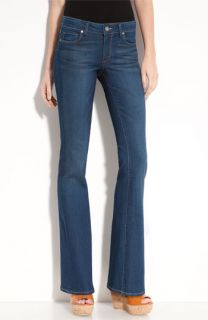 Paige Skyline Bootcut Stretch Jeans (Finley)