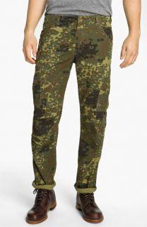 Alpha Industries Slim Jim Straight Leg Cargo Pants