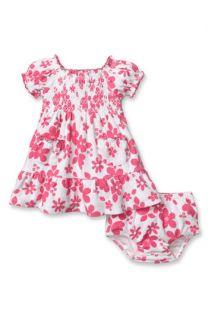 butterfly design Print Dress (Infant)