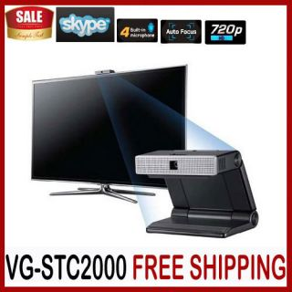 3D TV Skype Web Camera VG STC2000 CY STC1100 Follow Up Model