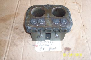 Cylinder Block Assembly for Wisconsin Engine Model TE