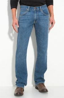 Agave Gringo   Classic Fit Straight Leg Jeans (Dana Point Light)