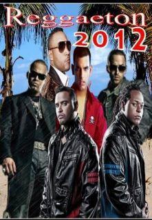 Dvd 2012 50 MUSIC VIDEOS DADDY YANKEE DON OMAR PLAN B WISIN Y YANDEL