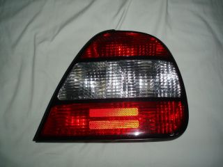 Daewoo Leganza Tail Light Rear Right Side Full Assembly
