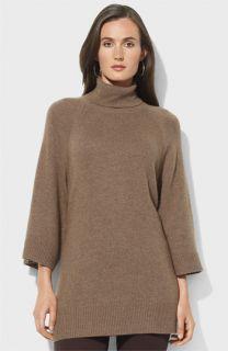 Lauren Ralph Lauren Oversized Turtleneck Sweater