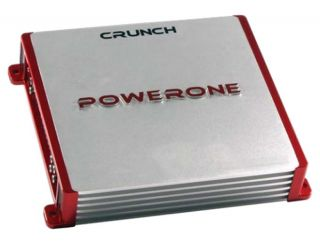 CRUNCH POWERONE P1 1050 2 1000W 2 Channel Car Audio Amplifier Power