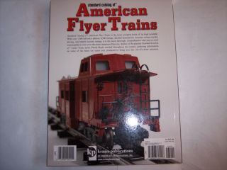 catalog of american flyer trains by david doyle copyright 2007