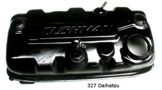 Cushman Truckster Engine Valve Cover 327 Daihatsu