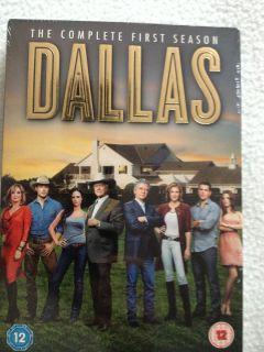 Dallas New TV Series 2012 Season One DVD Box Set
