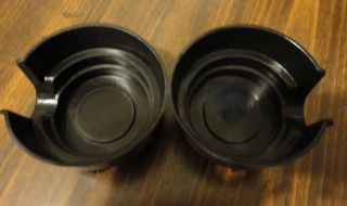 silverado Tahoe GMC yukon rubber cup holder inserts 2002 2003 04 05 06