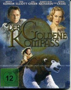 The Golden Compass Steelbook Tin Blu Ray DVD Region A