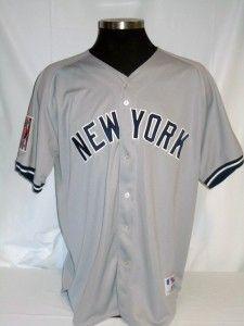 David Phelps New York Yankees 41 Authentic Grey Away Jersey w