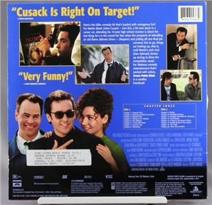 laser disc movie grosse pointe blank john cusack