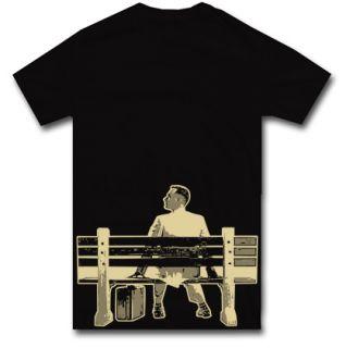 FORREST GUMP t shirt tom hanks bubba S M L XL 2XL