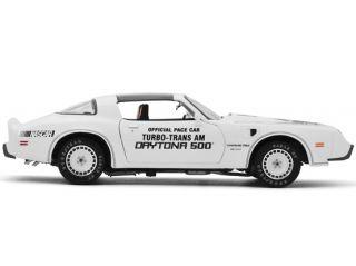 1981 Pontiac Firebird Trans Am Turbo Daytona 500 Pace Car White