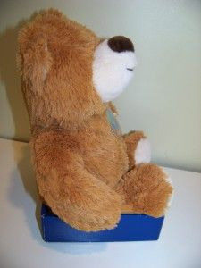 Dan Dee Dandee Lovable Huggable Earthrite Plush Stuffed Animal Bear