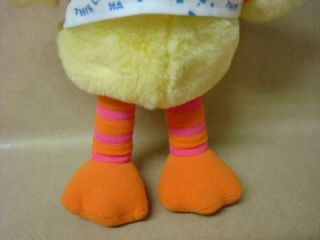 Tyco Preschool Toys Playtime Big Bird Sesame Street