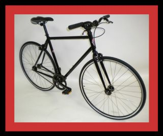 New 2011 Dawes Baker St 52cm Road Bicycle Track Bike Single Fixie Sale