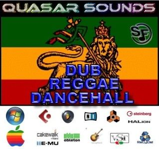REGGAE DANCEHALL DUB SOUNDFONTS SF2