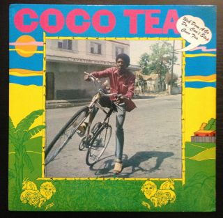 WEH Dem A Go do CanT Stop Orig LP Dancehall Ja Volcano 1985