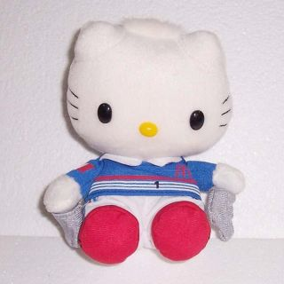 New McDonalds Hello Kitty Dear Daniel Franch Soft Plush Figure Toy