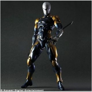 Metal Gear Solid Cyborg Ninja Action Figure from Play Arts Kai New