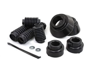 DayStar KJ09123BK Front and Rear Suspension Lift Diesel Front Lift Kit