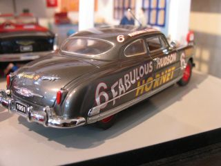 1951 Hudson Hornet Stock Car   Franklin Mint   Smokeys Version   VERY