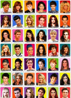 ONE DIRECTION SHAKE IT UP SELENA GOMEZ DEBBY RYAN JONAS TWILIGHT 05125