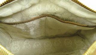 Michael Michael Kors Grayson Small Leather Satchel Camo Luggage