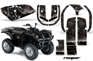 AMR ATV Graphic Decal Kit Yamaha Grizzly 660 Stickers