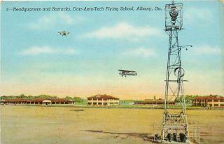 GA Albany Darr Aero Tech Flying School Airplane R33029