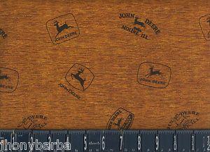 John Deere Logo Garage Stool