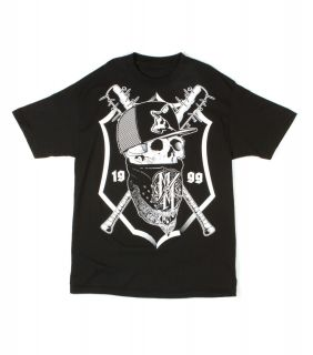Metal Mulisha Raider T Shirt Deegan FMX MX Skulls Shirt Tee
