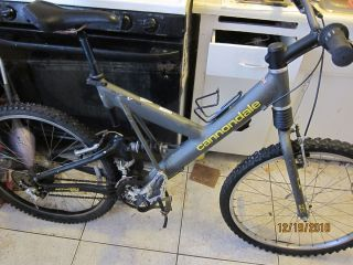 cannondale super v700 mountain bike full suspension aluminum ,261998